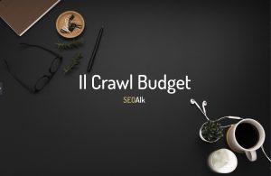 Crawl Budget SEOAlk