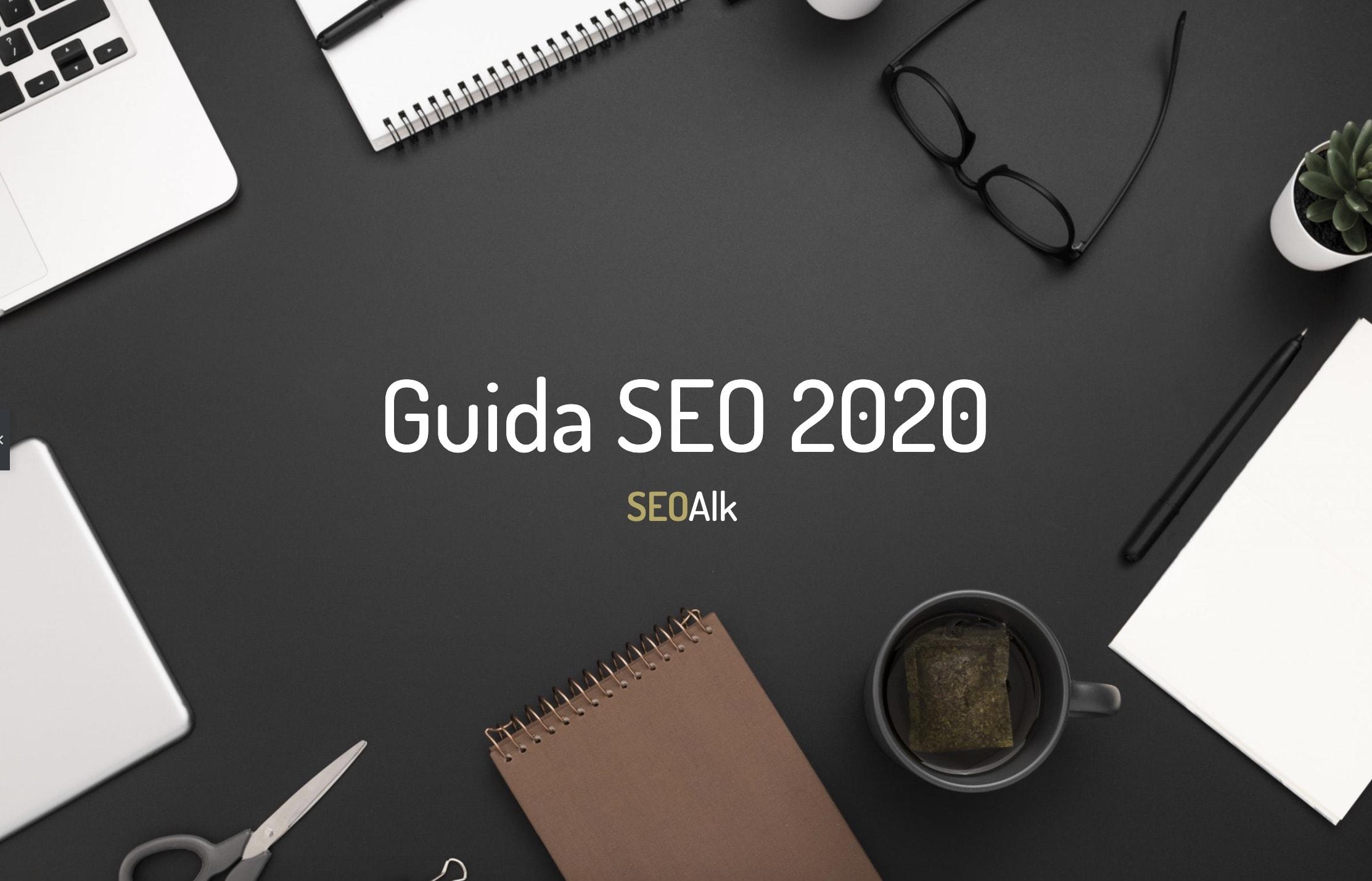Guida SEO 2020 SEOAlk