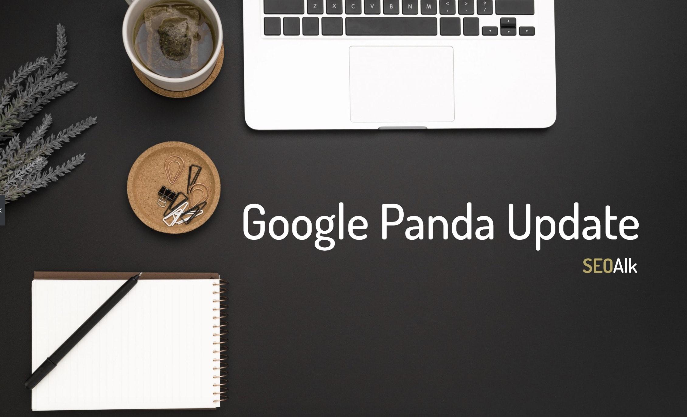 Google Panda: aggiornamento Algoritmo Google
