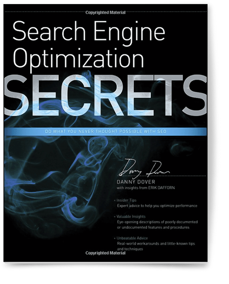Search Engine Optimization - SEO Secrets