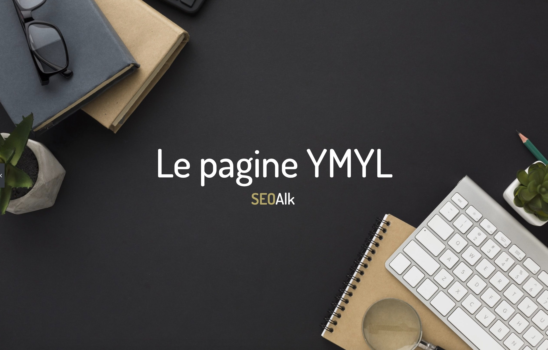 "Pagine YMYL ""Your Money, Your Life"""